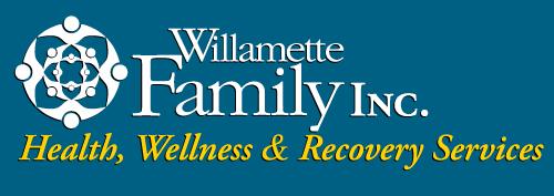 Willamette Family Treatment logo